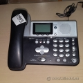 AT&T Multi Line Office Phone Black and Silver