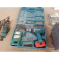 Makita Rechargeable Drill w/ Case, Charger and Battery