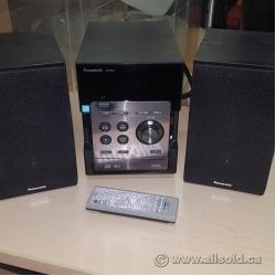 Panasonic SA-PM46 MASH MP3 CD Radio Stereo