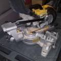Dewalt 20V Cordless Miter Saw w/ Charger plus 2 20V Batteries