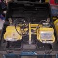 Dewalt Work Lights Trouble Lights Set of 2 w/ Formed Case