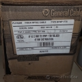 Reel in a Box Fiber Optic Cable 4F 62.5mm TB OFNP 1100ft