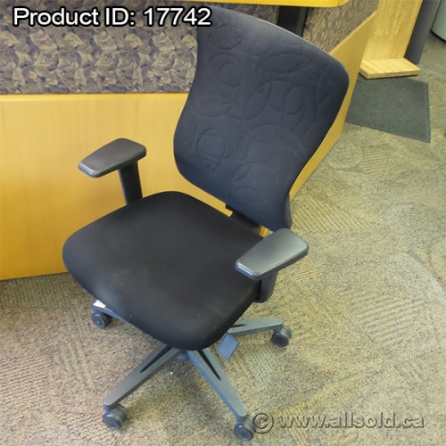 Keilhauer Sguig Adjustable Task Chair Allsold Ca Buy Sell Used