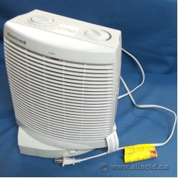 White Honeywell Oscillating Tent/Space Heater HZ-2300