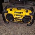 DEWALT DC012 Worksite Stereo w/ Charger/Radio