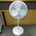 White Oscillating Floor Fan w/ 3 Adjustable Speeds