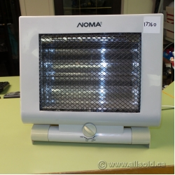 Noma Radiant Space Heater MFH-600A 120V 600W