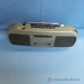 Grey Realistic SCR-203 AM/FM Stereo w Cassette Player