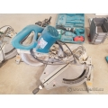 "Makita LS1013 10"" Dual Sliding Compound Mitre Saw"