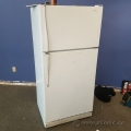 White Hotpoint Beer Keg Fridge Freezer
