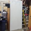 "96"" x 48"" Large Quartet Economy Whiteboard w/ Silver Frame"