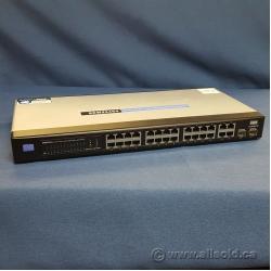 Linksys SRW224G4 Network Ethernet 24 Port Switch