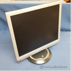 "Xplio SH777 17"" LCD Monitor w/ Attached Speakers"