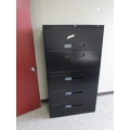 Global 5 Drawer Lateral Filing Cabinet