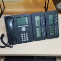 Avaya Office Phone w/x2 24 Line SBM24 Expansion Modules