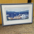 "Linda Evans Wall Art ""Cowichan Bay"""
