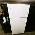 Frigidaire White Top Freezer Fridge Refrigerator