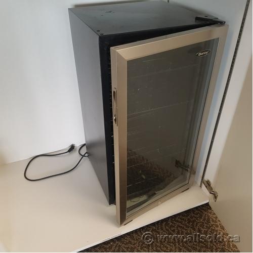 Danby Black Glass Door Cooler Bar Fridge Allsold Buy Sell