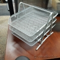 Sliding IN/OUT Paper Sorter Trays