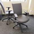 "Grey Bouty Neos 1080 Fabric Back Office Task Chair ""B"""