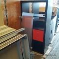 Black Lack Ikea 4x2 Storage Tower w/ Drawer Storage
