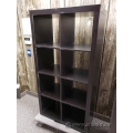 Black Lack Ikea Storage Cube Tower 4x2