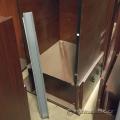 Bow Front L Suite Desk Maple