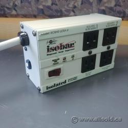 Tripp Lite Isobar 4 Outlet 120V Surge Suppressor