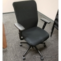 Knoll Black Fabric Ergonomic Office Task Chair