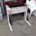 Teknion Torsion Sit Stand Adjustable Ergotron Desk Base B Grade