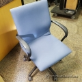 Blue Steelcase Protege Office Task Meeting Chair