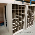 Mail Sorter w/ Adjustable Shelves