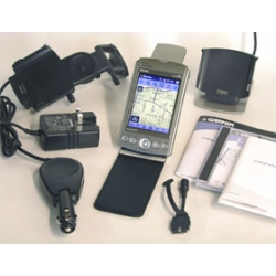 Garmin IQue M5 Handheld GPS Windows Pocket PC