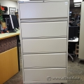 Performance 5 Drawer Lateral File Cabinet