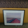 "Ann Christensen Framed Wall Art ""Mercury Rising"""