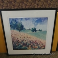 "Claudio Rabino Framed Wall Art ""Colle Fiorito"""