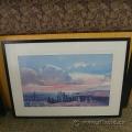 "John Maxon Framed Wall Art ""High Land"""