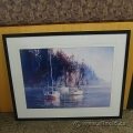 "Kiff Holland Framed Wall Art ""Sunrise"""