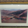 "Wendy Harris Framed Wall Art ""Fall Afternoon"""