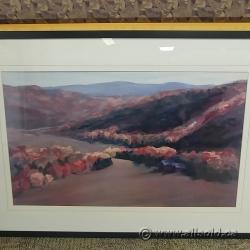 "Wendy Harris Framed Wall Art ""Fall Afternoon"""