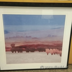 """Marcus Bohne Framed Wall Art """"In The East Meadows"""""""