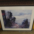 "Ted Goerschner Framed Wall Art ""Santa Ynez Valley Morning"""