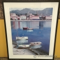 "Ramon Pujol Framed Wall Art ""Reflection on Summer Morning"""