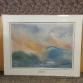 "Janice Hudson Framed Wall Art ""Dawn Of A New Day"""