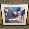 "Philip Craig Framed Wall Art ""Village En Provence"""