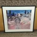 "Philip Craig Framed Wall Art ""Olive Grove Chianti"""