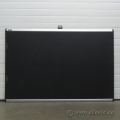 "Quartet Black Embossed Foam Cork Board 36""x24"""