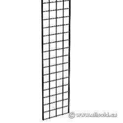 "Black Gridwall 48""h x 12""w"
