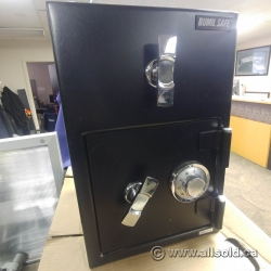 Black Bumil Top Loading Depository Combination Drop Safe