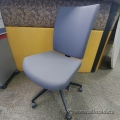 Grey Bouty Neos 1080 Fabric Back Office Task Chair w/o Arms